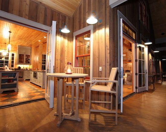 Beautiful Wooden Cabin Design in Rustic Elegant Sensation: Striking Budd's Cabin Exterior Details Traditional Patio Furniture ~ SQUAR ESTATE Design Ideas Inspiration