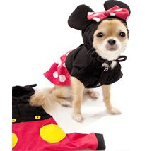 Mickey Mouse And Minnie Mouse Dog Costume Pet Costumes Dog
