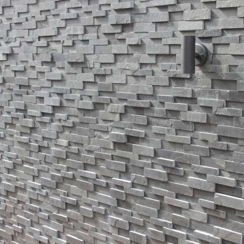 Mrs Stone Store - Stepped Slate Wall Cladding Panel Brazilian ...