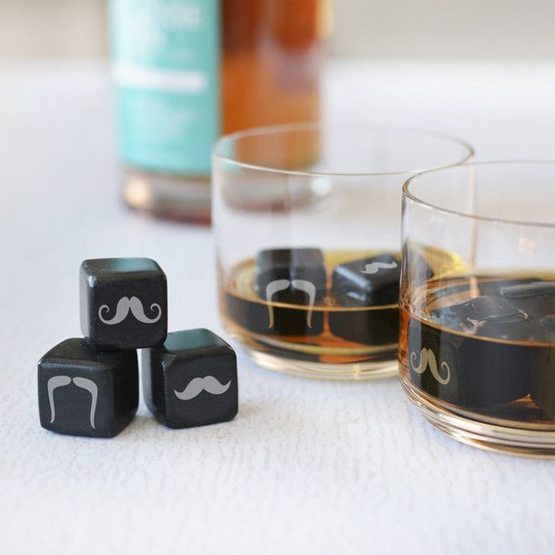 Moustache Chilling Drink Stones With Images Whisky Stones Black Whiskey Good Whiskey