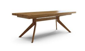 Custom Dining Tables Midcentury Modern Dining Table Mid Century