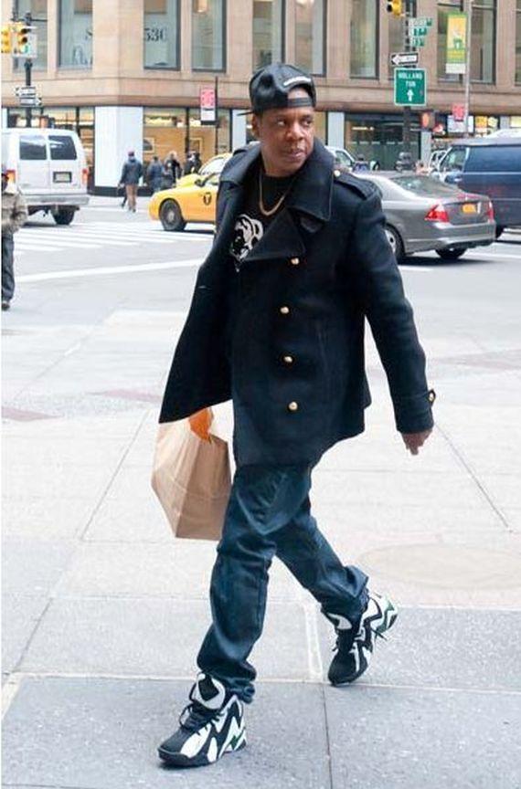 f28c64ff894 Jay-Z in Reebok Kamikaze II - SneakerNews.com