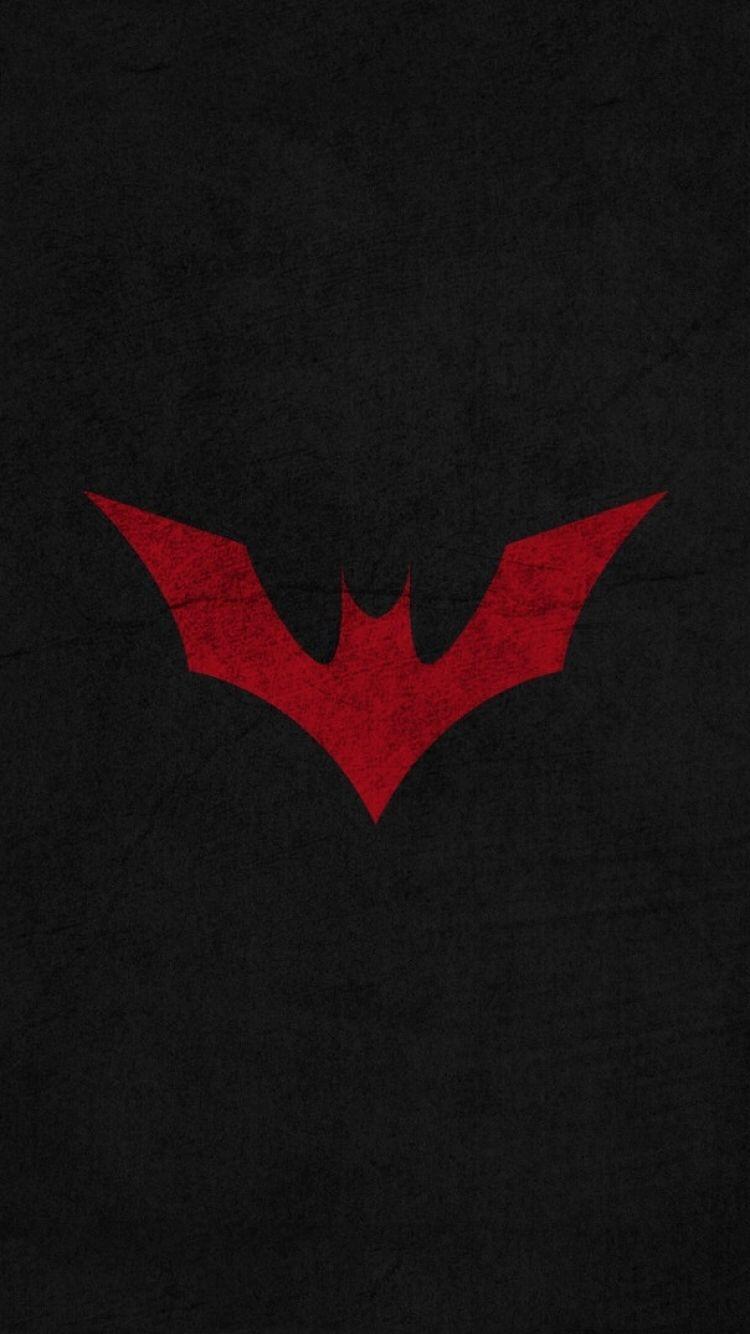 Batman Beyond Wallpaper Batman Logo Wallpapers Batman Wallpaper Iphone Batman Logo