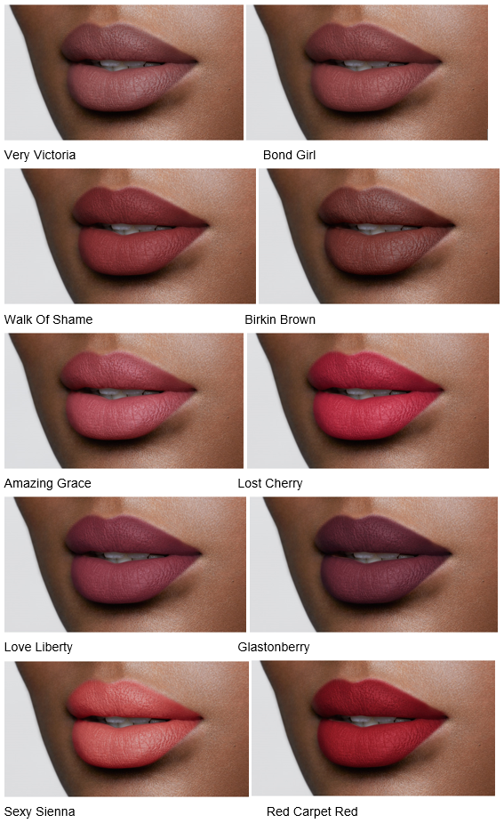 Natural Colored Lipstick For Asian Brown Skin