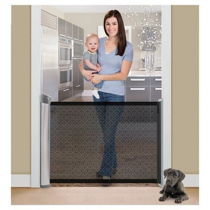 Q Use A Window Roller Shade For A Pet Gate, Pets, Pets Animals,