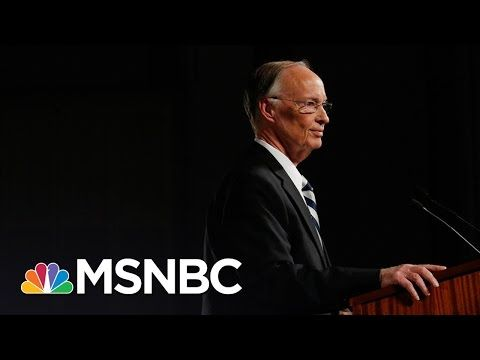 Alabama Governor Robert Bentley Referred For Prosecution | Rachel Maddow | MSNBC - YouTube