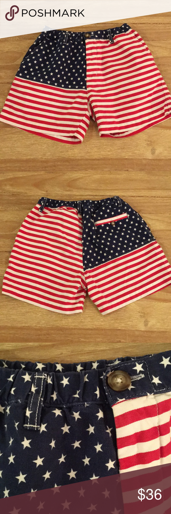 Chubbies Stars And Stripes Shorts American Flag In 2020 Striped Shorts Clothes Design Stripes
