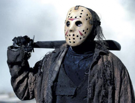 Jason Voorhees from Friday the 13th Halloween 10 Horror