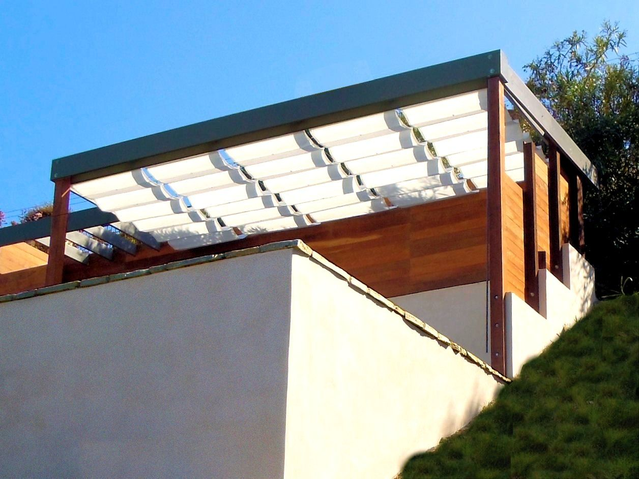 Slide Wire Cable Awnings By Superior Awning Let The Sun Shine