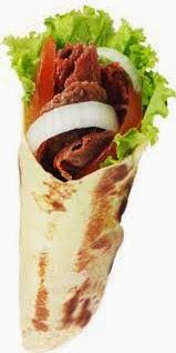 Kebab Turki Png : kebab, turki