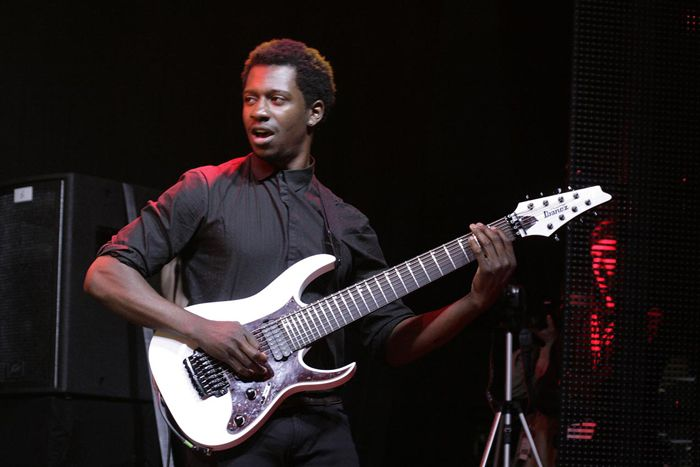 Tosin Abasi Animals As Leaders Tosin Abasi Sydney Australia Australia