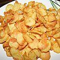 Chips à l' Actifry ® - amafacon