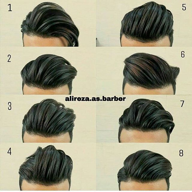 Different Hairstyles Which One Do You Prefer  Hair Men Style  Pinterest  Haircuts