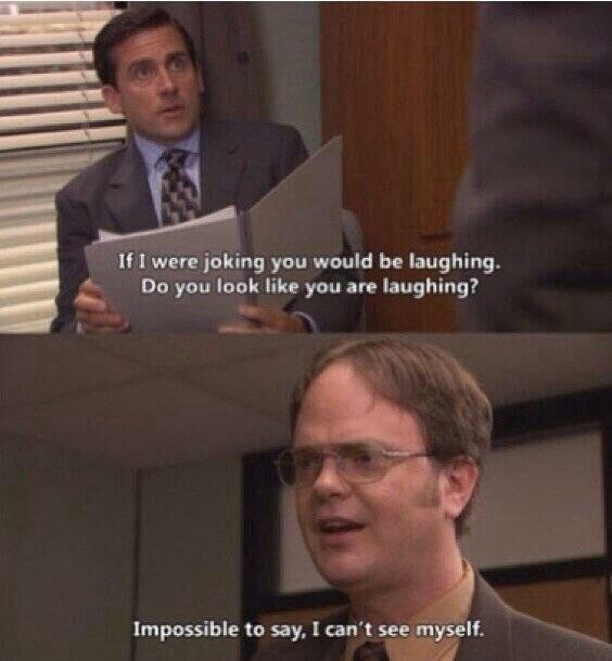 The Office The Office Show Office Jokes Office Quotes