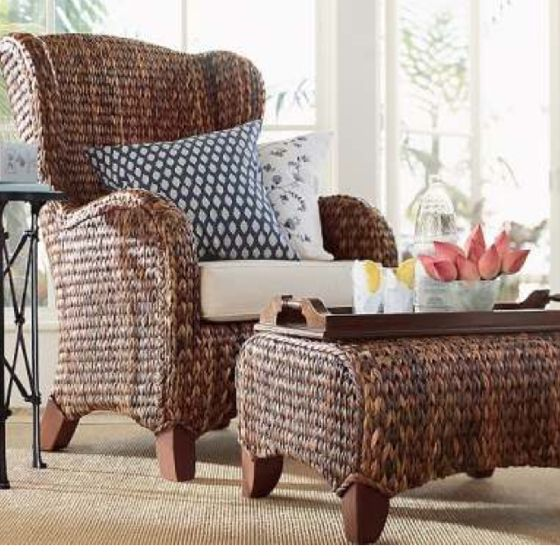Pottery Barn Eco Furniture: Greenwash Watch: Pottery Barn's Eco Chic Collection