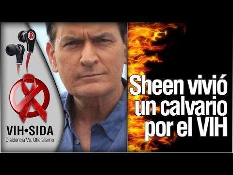 Sheen vivió un calvario por el VIH