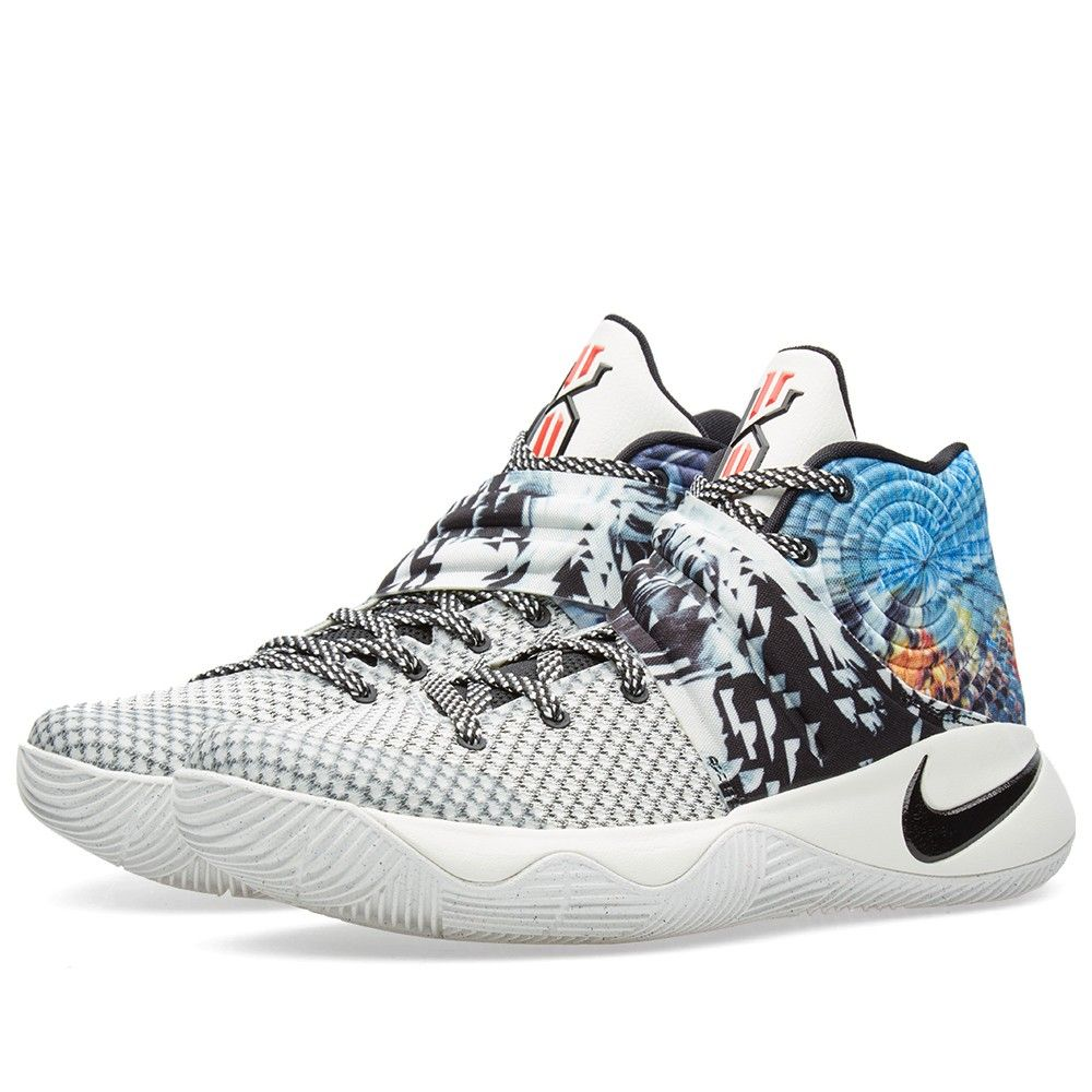 buy online 8ef25 b04c2 Nike Kyrie 2  Effect  (Multi Colour, Black   Sail)