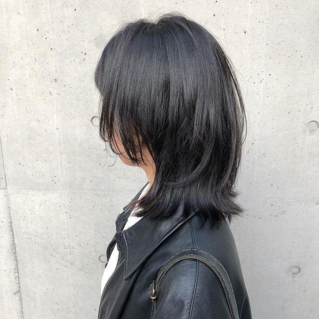 Pin By Takuma Kosugi On Hair Medium Hair Styles Shot Hair