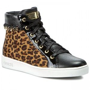 Kozaki I Inne Guess Okazja High Top Sneakers Sneakers Top Sneakers