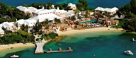 Travel Leisure Announces The World S Best Hotels In 2017 Three Are Bermuda