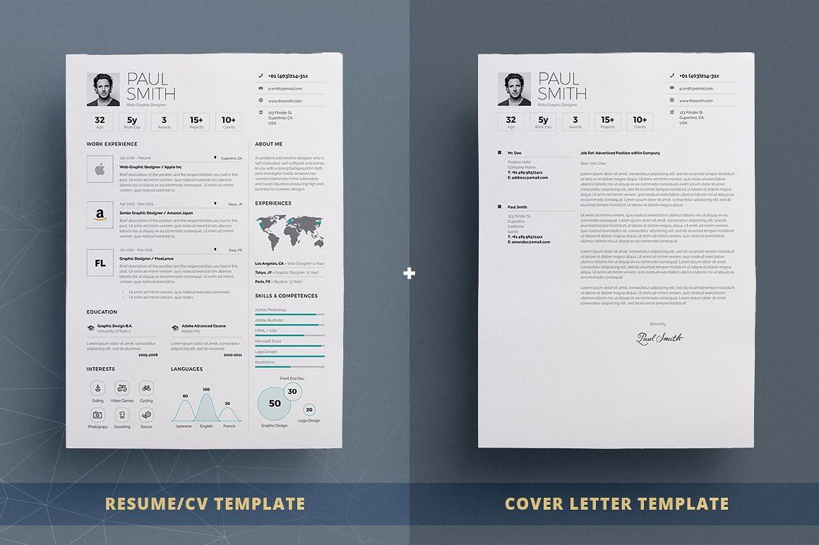Infographic Resume Cv Template Vol 6   Infographic resume  Resume cv     Infographic Resume Cv Template Vol 6 by TheResumeCreator on  creativemarket   resumecreator