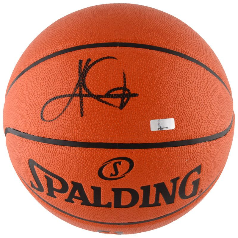 Kyrie Irving Cleveland Cavaliers Autographed Spalding