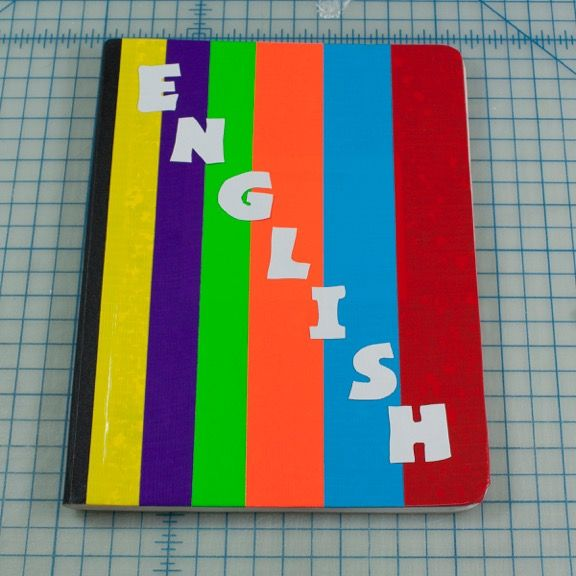 Make Your Own Duct Tape Notebook :http://www