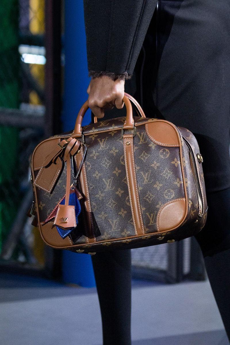 9a403eed944 Louis Vuitton Banks Big on Mini Bags for Fall 2019 - PurseBlog ...
