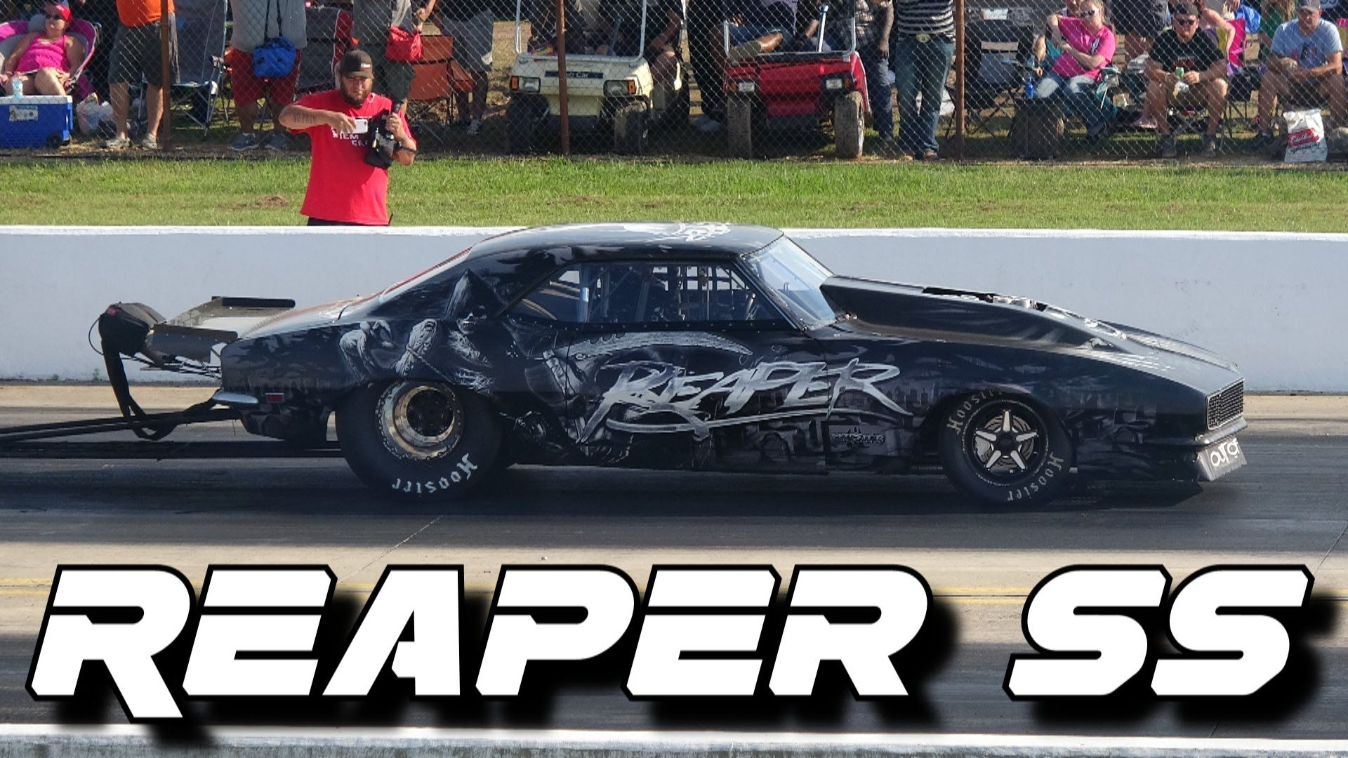 Reaper SS from Street Outlaws. | Street Outlaws Videos | Pinterest ...