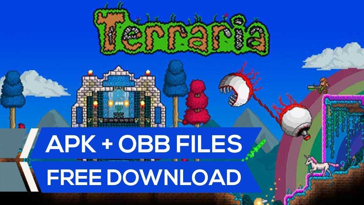 terraria full version apk 2018 pc
