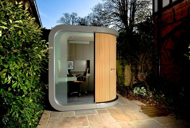 office pods garden. Great Home Office Idea From OfficePOD Pods Garden
