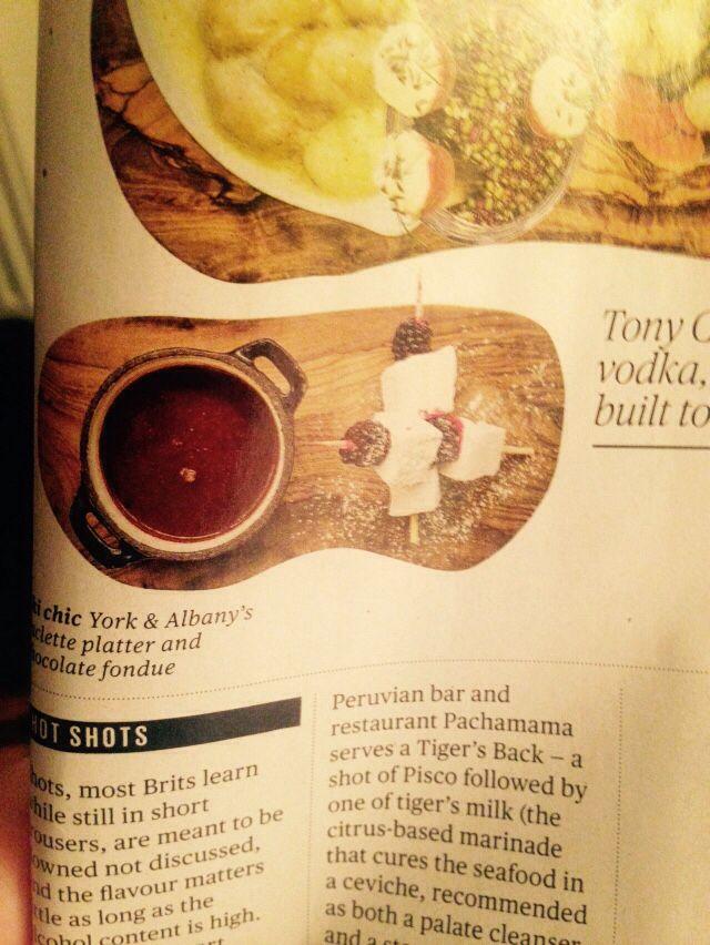 Party food fondue