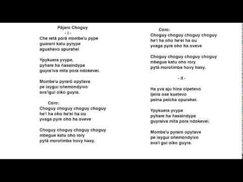 Pajaro Choguy Juan Carlos Oviedo Y Los Hermanos Acuna Poetry