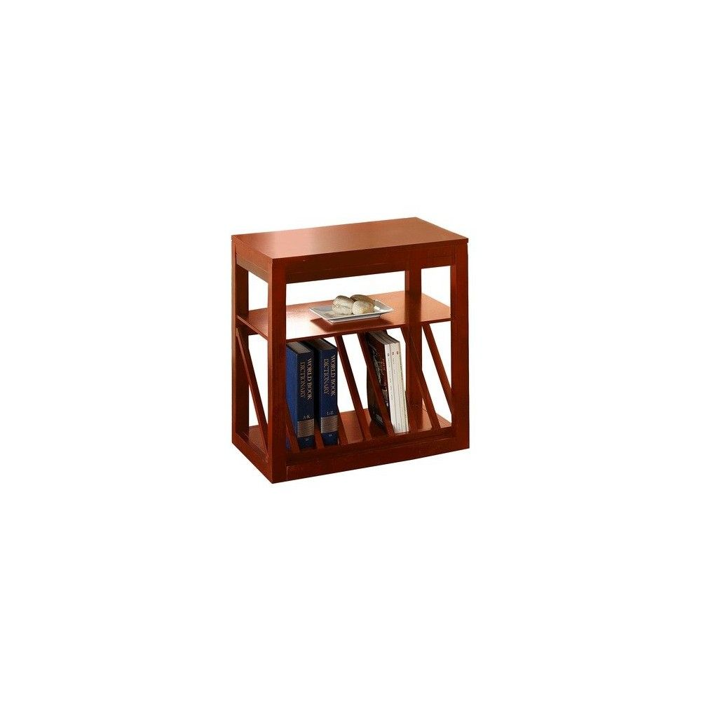 Jarrett Chairside End Table Oak - Steve Silver Co.