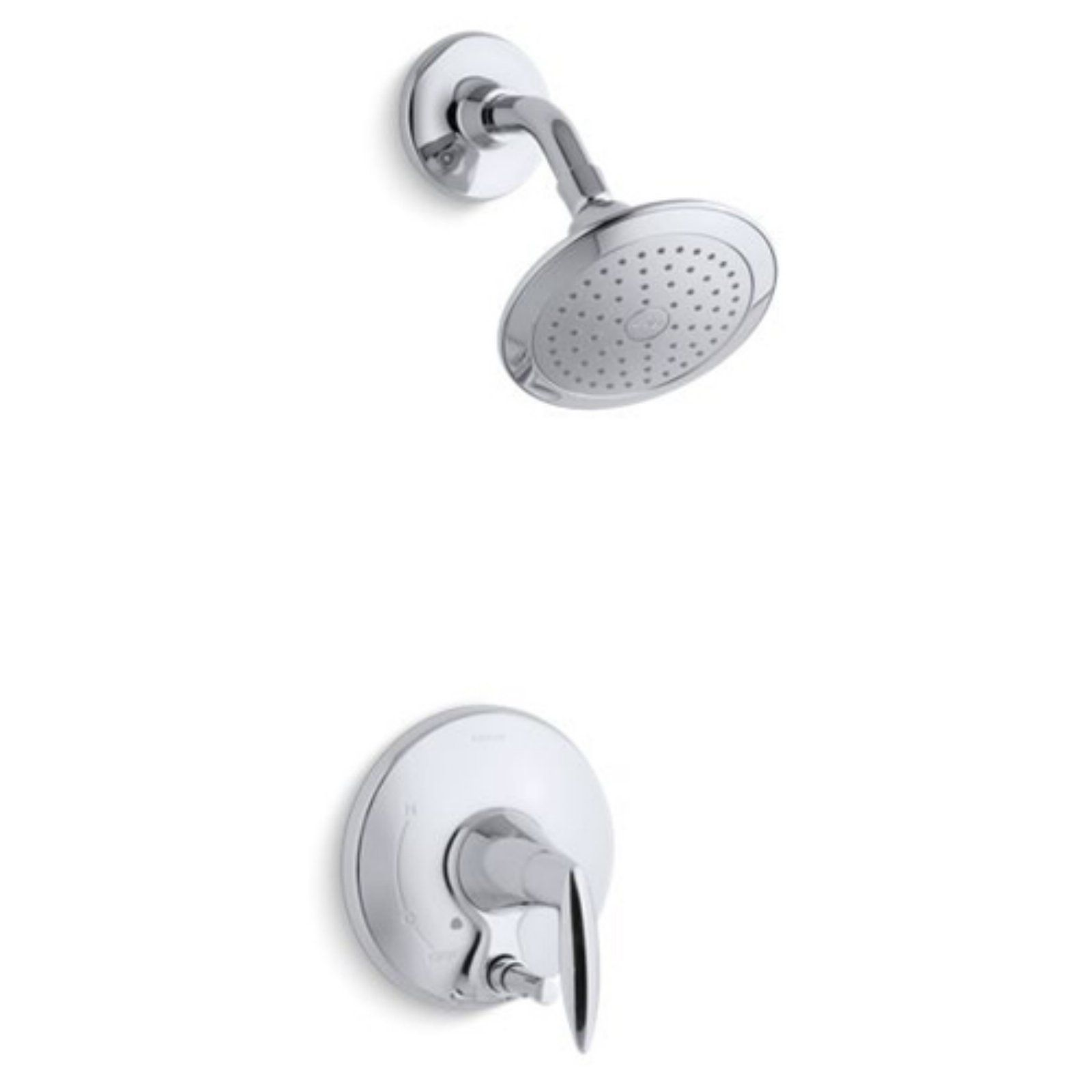 Kohler Alteo Kt45108 4 Shower Trim Set With Push Button Diverter