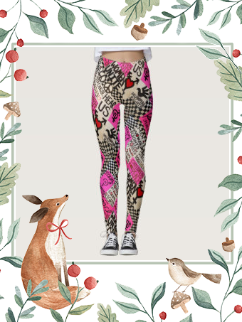 Peace & Equal Rights Tights #women's #resist #protest #peace - Do you have ones like these? Probably...