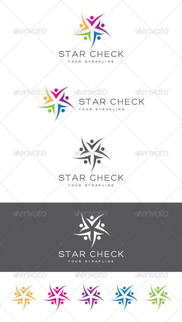 Star Check Logo  Logo Templates Logos And Template