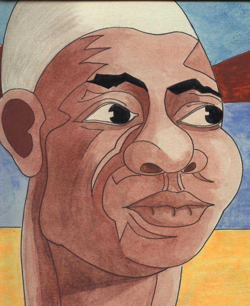 African 23 by artisttawfik60.deviantart.com on @deviantART
