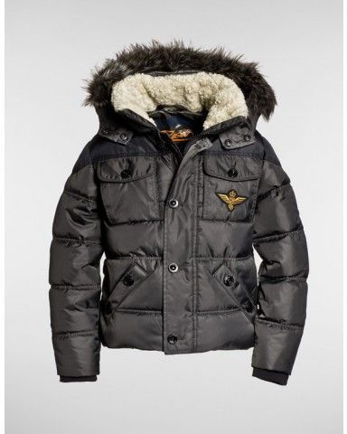 Reset Puffer Coat