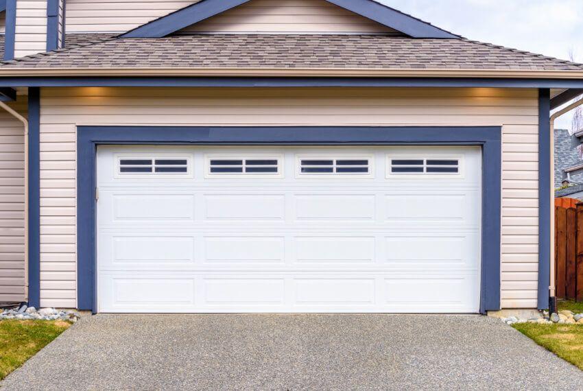7 Home Improvement Tasks That Can T Wait Until Spring In 2020 Garage Doors Garage Door Installation Affordable Garage Doors
