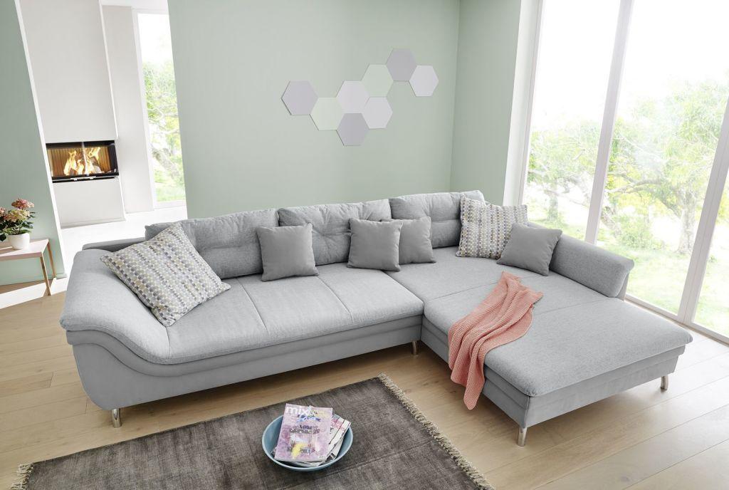 Wohnlandschaft Montreal Grau Couch Grau Wohnzimmer Graue Couch