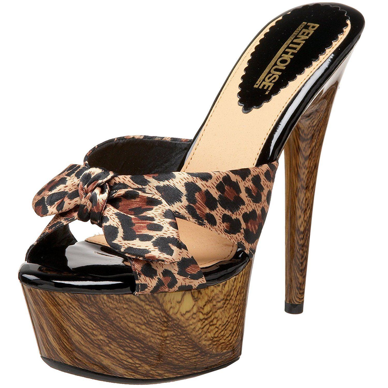 f5afafc2b52 Penthouse Women s Cleo Stiletto