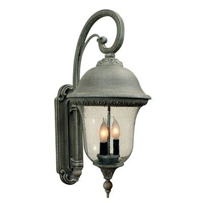 Special Lite 3 Light Beaumont Top Outdoor Sconce