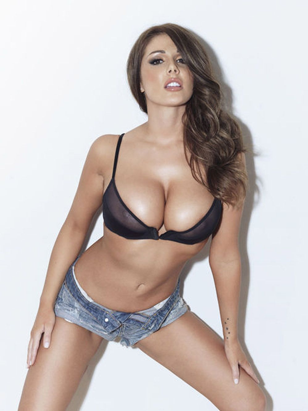 Lucy Pinder Hot Sexy Girls Glamour Models
