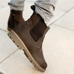 Photo of Chelsea-Boots, brown, Gr. 38 Jako-Ojako-o