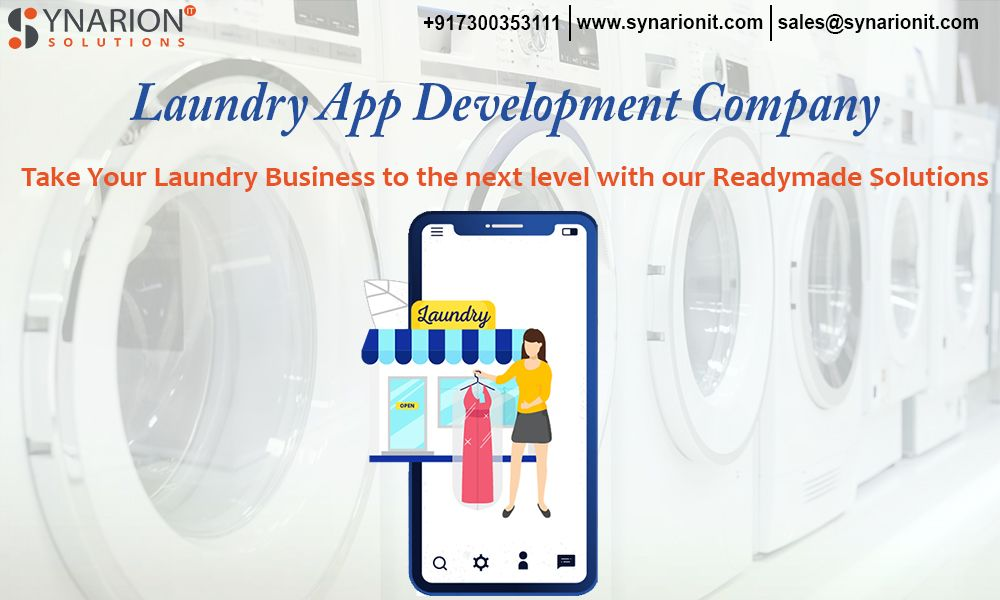 Are You Planning To Level Up Your Laundry Services Take Your
