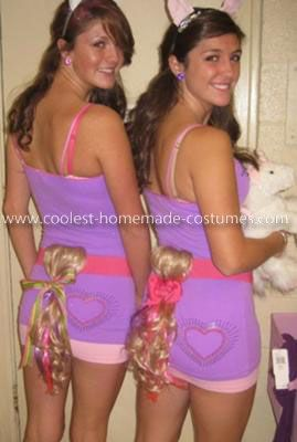 Coolest Homemade My Little Pony Couple Costumes I love making costumes for Halloween and these  sc 1 st  Pinterest & Coolest Homemade My Little Pony Couple Costumes | Pinterest