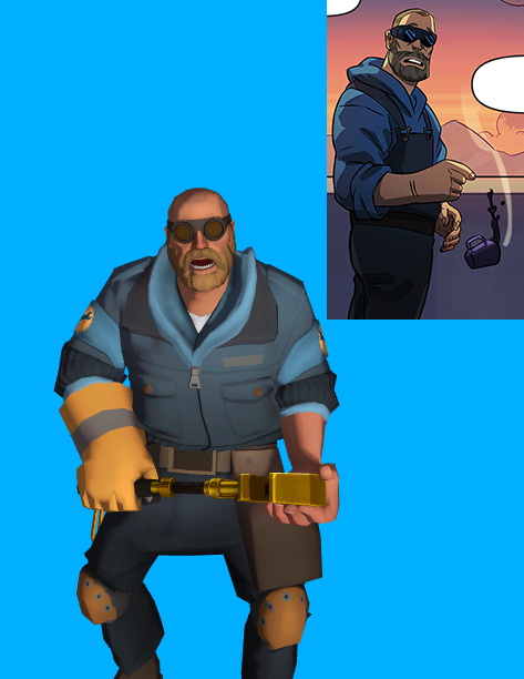 Not A Team Fortress Classic Engie Loadout Games Teamfortress2