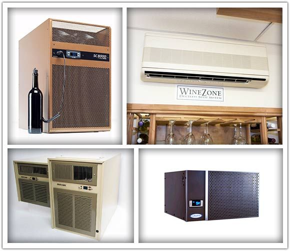 We Make It Happen With Proper Wine Cellar Cooling Systems Wine