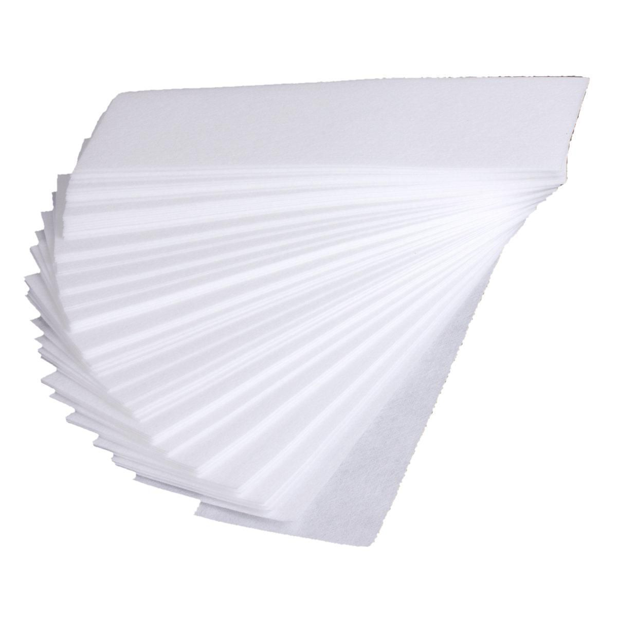 Leg Hair Removal Wax Strip Paper Depilatory White Nonwoven
